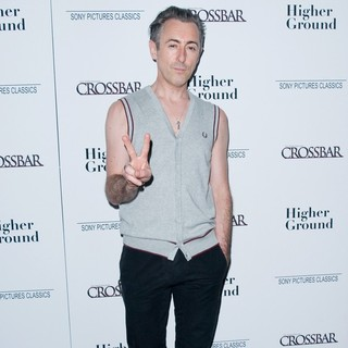 Alan Cumming in The New York Premiere of Higher Ground - Arrivals