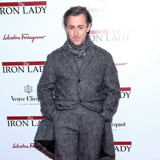 Alan Cumming in The New York Premiere of The Iron Lady