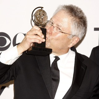 Alan Menken in The 66th Annual Tony Awards - Press Room