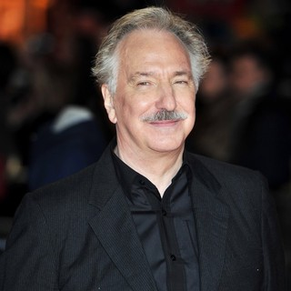 Alan Rickman in The World Premiere of Gambit
