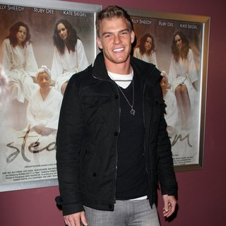 Alan Ritchson in The Los Angeles Premiere of Steam - Inside and Arrivals