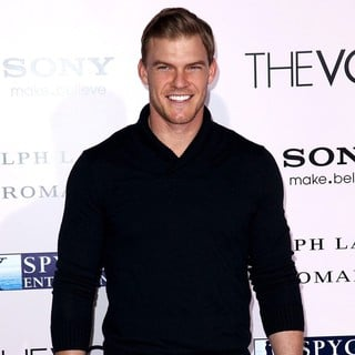Alan Ritchson in The Vow Los Angeles Premiere