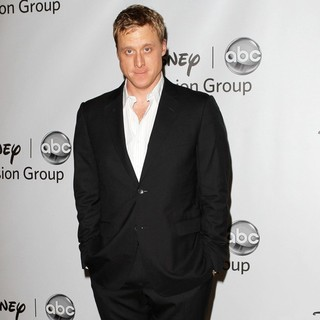 Alan Tudyk in 2011 Disney ABC Television Group Host Summer Press Tour