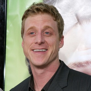 Alan Tudyk in Knocked Up Premiere - Arrivals