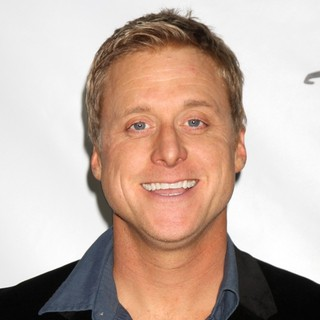 Alan Tudyk in Disney ABC Television Group Hosts TCA Winter Press Tour - Arrivals