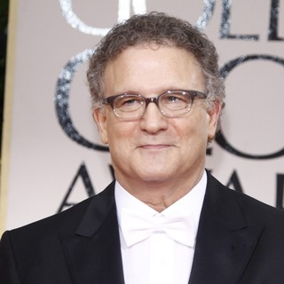 Albert Brooks in The 69th Annual Golden Globe Awards - Arrivals