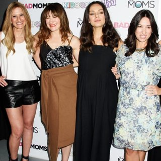 Bad Moms Mamarazzi Screening
