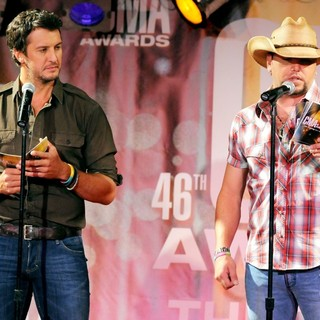 Luke Bryan, Jason Aldean in 46th Annual CMA Awards Nominations