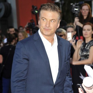 Alec Baldwin in 2012 AFI Fest - Rise of the Guardians Premiere - Arrivals