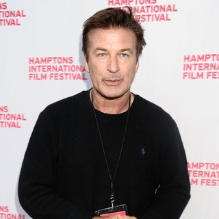 Alec Baldwin in 20th Hamptons International Film Festival - Starfish Awards Ceremony