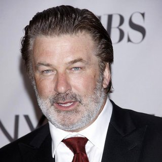 Alec Baldwin in The 65th Annual Tony Awards - Arrivals