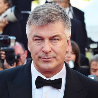 Alec Baldwin in 66th Cannes Film Festival - Blood Ties Premiere