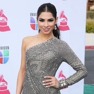 Alejandra Espinoza in 13th Annual Latin Grammy Awards - Arrivals
