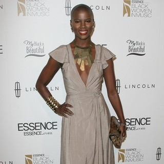 Alek Wek in 3rd Annual Essence Black Women in Music Event