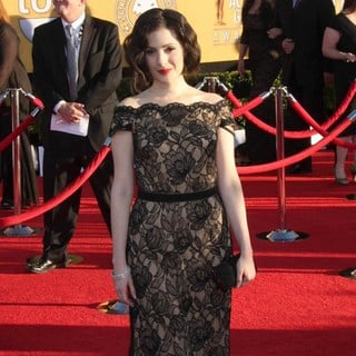 Aleksa Palladino in The 18th Annual Screen Actors Guild Awards - Arrivals - aleksa-palladino-18th-annual-screen-actors-guild-awards-01
