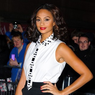 Alesha Dixon in Cosmopolitan Ultimate Women of The Year Awards - Arrivals