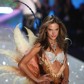 Alessandra Ambrosio in The 2013 Victoria's Secret Fashion Show