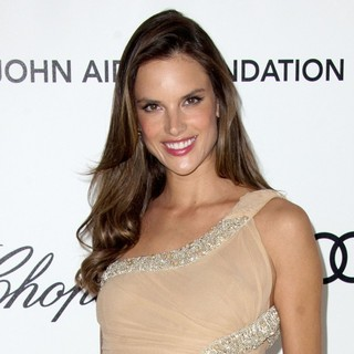 Alessandra Ambrosio in The 20th Annual Elton John AIDS Foundation's Oscar Viewing Party - Arrivals
