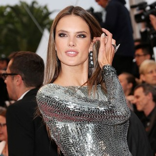 Alessandra Ambrosio in 66th Cannes Film Festival - All Is Lost Premiere