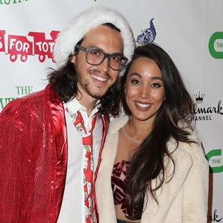 Alex and Sierra - The 2015 Hollywood Christmas Parade