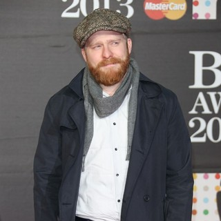 Alex Clare in The 2013 Brit Awards - Arrivals