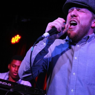 Alex Clare in Alex Clare Performs Live at The Lexington