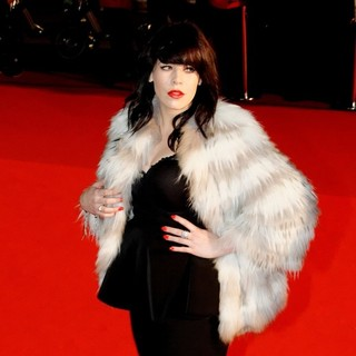 Alex Hepburn in The 15th NRJ Music Awards - Arrivals
