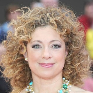Alex Kingston in Philips British Academy Television Awards in 2011 - Arrivals