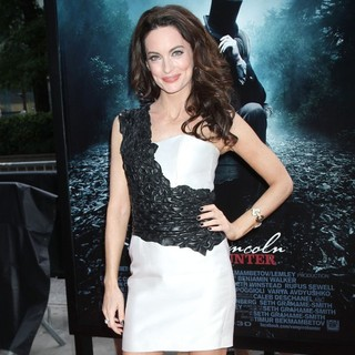 Alex Lombard in The Premiere of Abraham Lincoln: Vampire Hunter
