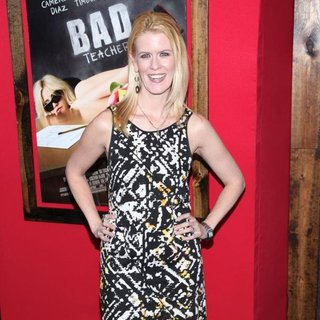 Alex McCord in World Premiere of Bad Teacher - Arrivals
