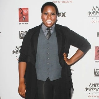 Alex Newell in Premiere Screening of FX's American Horror Story: Asylum