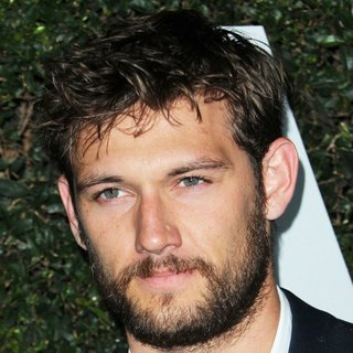 Alex Pettyfer in Michael Kors Celebrates The Launch of Claiborne Swanson Frank's Young Hollywood