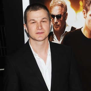 Alex Utgoff in Los Angeles Premiere of Jack Ryan: Shadow Recruit - Red Carpet Arrivals