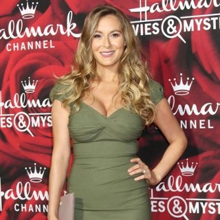 Alexa Vega-Hallmark Channel and Hallmark Movies and Mysteries Winter 2017 TCA Press Tour