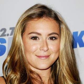 Alexa Vega in KIIS FM's 2012 Jingle Ball - Night 2 - Arrivals
