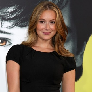 Alexa Vega in Dark Shadows Premiere