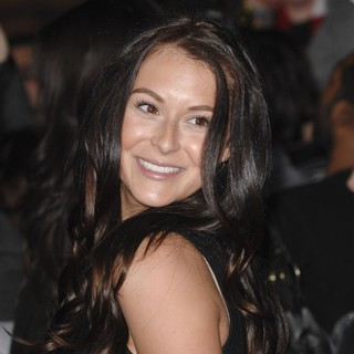 Alexa Vega in Premiere of Walt Disney Pictures' John Carter