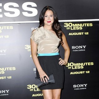 Los Angeles Premiere of 30 Minutes or Less - alexa-vega-premiere-of-30-minutes-or-less-03