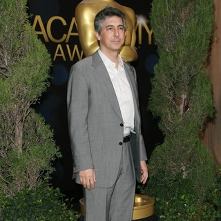 Alexander Payne in 84th Annual Academy Awards Nominees Luncheon