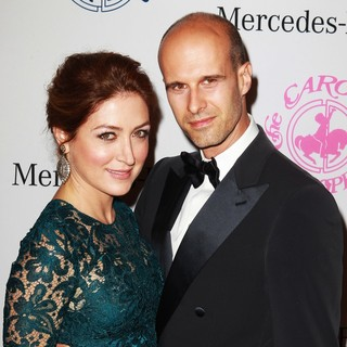Sasha Alexander, Edoardo Ponti in 26th Anniversary Carousel of Hope Ball - Presented by Mercedes-Benz - Arrivals