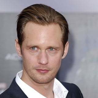 Alexander Skarsgard in World Premiere of The Avengers - Arrivals