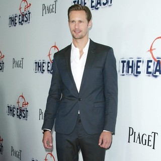 Alexander Skarsgard in Los Angeles Premiere of The East