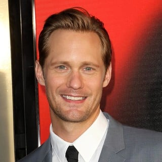 Alexander Skarsgard in Premiere of HBO's True Blood Season 6 - Arrivals