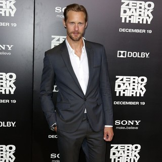 Alexander Skarsgard in Los Angeles Premiere of Columbia Pictures' Zero Dark Thirty