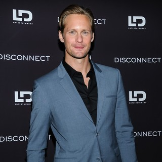 Alexander Skarsgard in New York Screening of Disconnect - alexander-skarsgard-screening-disconnect-02