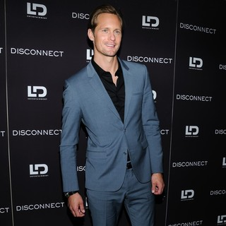 Alexander Skarsgard in New York Screening of Disconnect - alexander-skarsgard-screening-disconnect-04