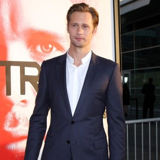 Alexander Skarsgard in Los Angeles Premiere for The Fifth Season of HBO's Series True Blood - Arrivals