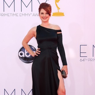 Alexandra Breckenridge in 64th Annual Primetime Emmy Awards - Arrivals