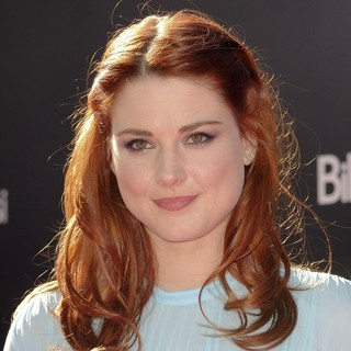 Alexandra Breckenridge in Katy Perry: Part of Me Los Angeles Premiere