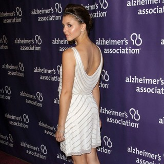 Alexandra Chando in The 20th Annual A Night at Sardi's Fundraiser and Awards Dinner - Arrivals